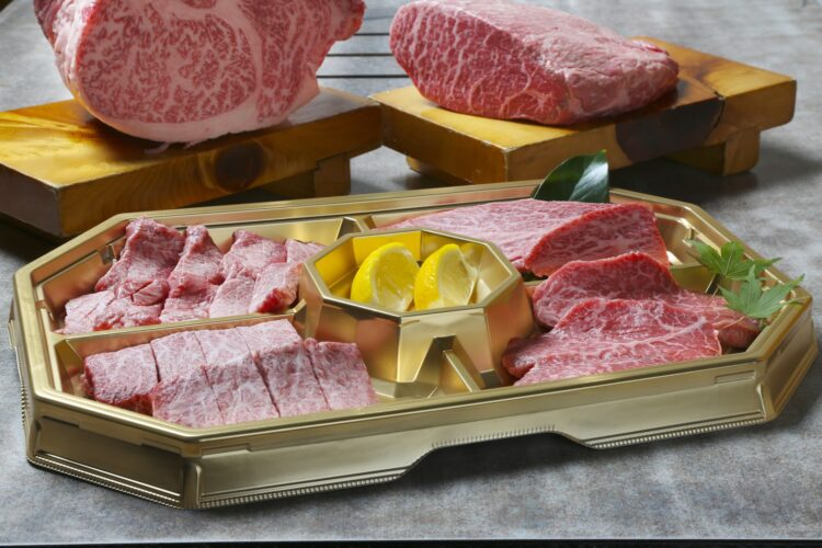 和牛焼肉 三階松
